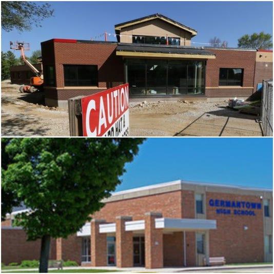 MacArthur Elementary School, Germantown High School
