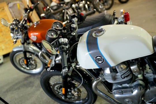 Royal Enfield, the 'other' motorcycle maker in Milwaukee, finding its way in the US
