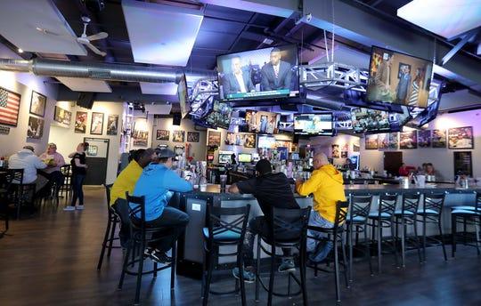 Stadium View Sports Bar & Grille on Holmgren Way in Ashwaubenon.