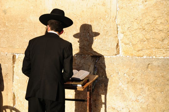 "Some orthodox Jews, as well as others, refrain from writing the word ""God."""
