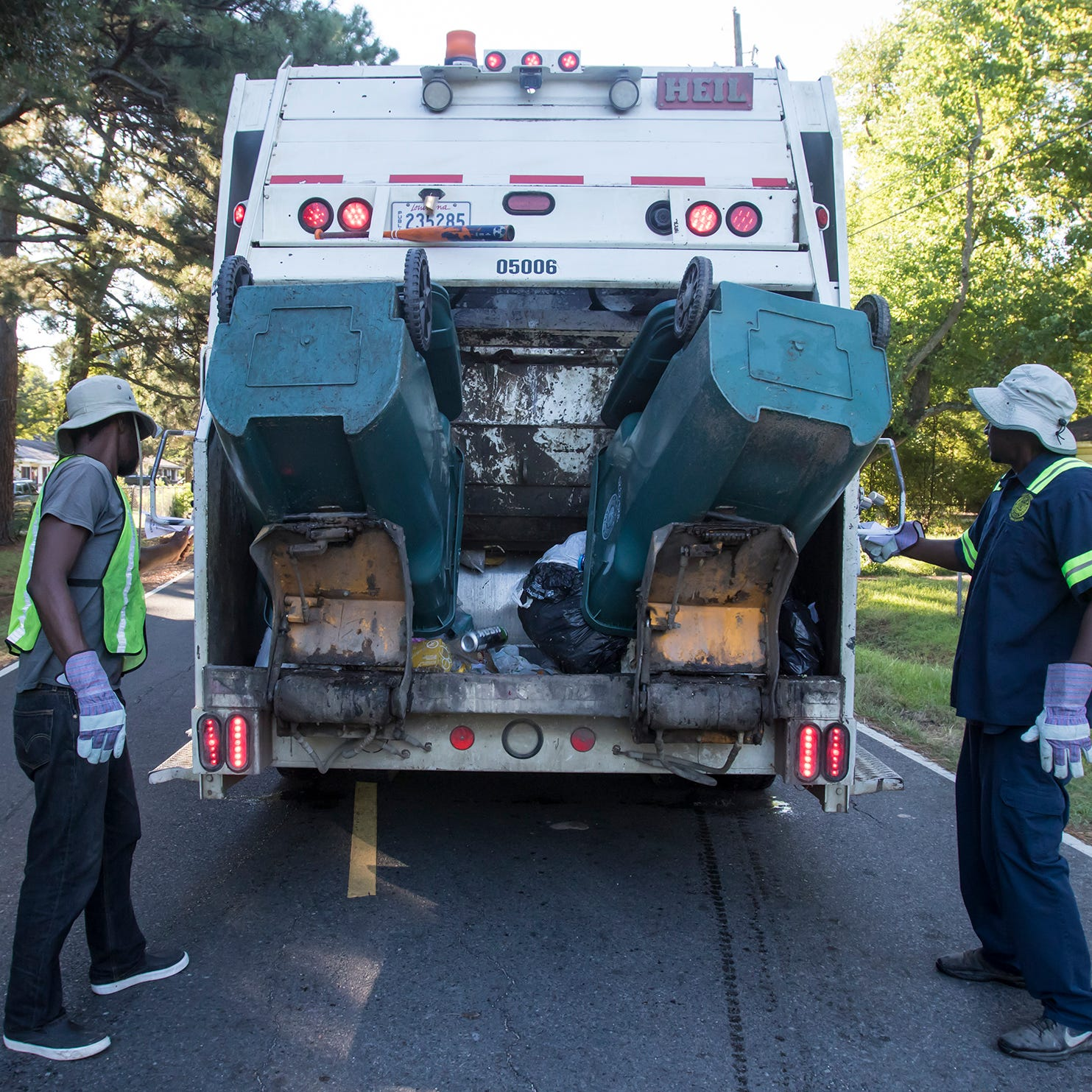 Monroe steps up trash code enforcement