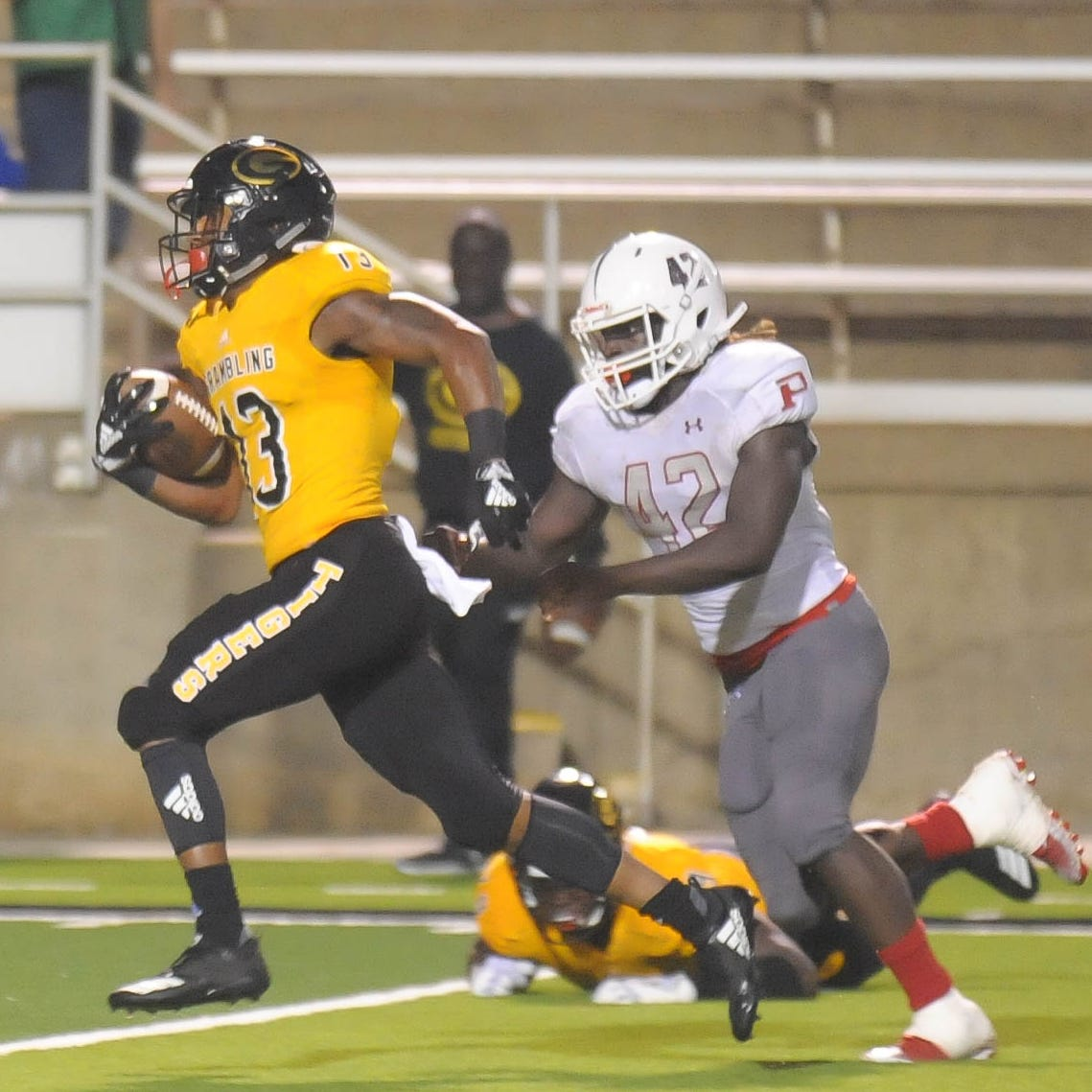 Can Grambling State continue explosive play trend vs. Texas Southern?