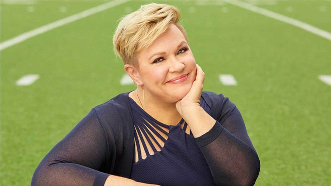 """ESPN reporter and play-by-play commentator Holly Rowe will visit Ball State University October 22 to speak on """"Working and Living with Passion and Purpose."""""""