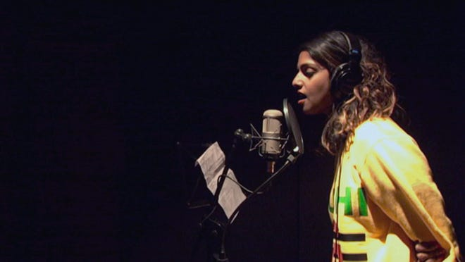 A new documentary about M.I.A. is coming to the Belcourt on Monday.