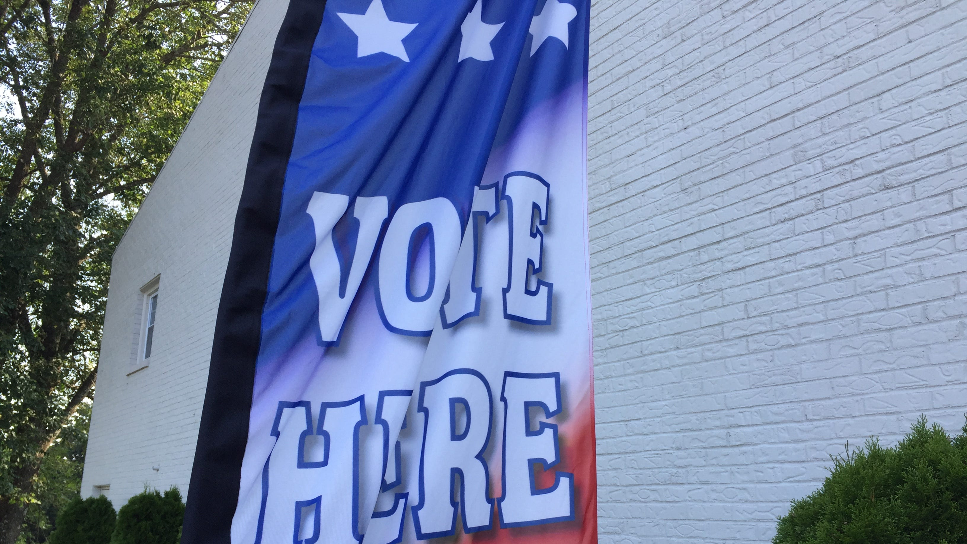 Early voting is scheduled Oct. 17-Nov. 1.
