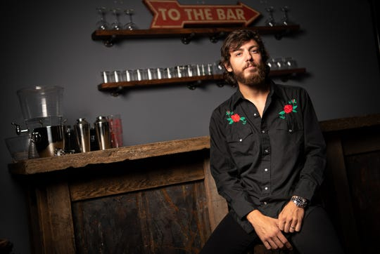"""Chris Janson's """"Drunk Girl"""" has been nominated for Song of the Year at Wednesday's CMA Awards."""