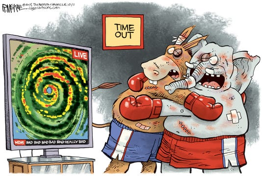 Michael Cartoon