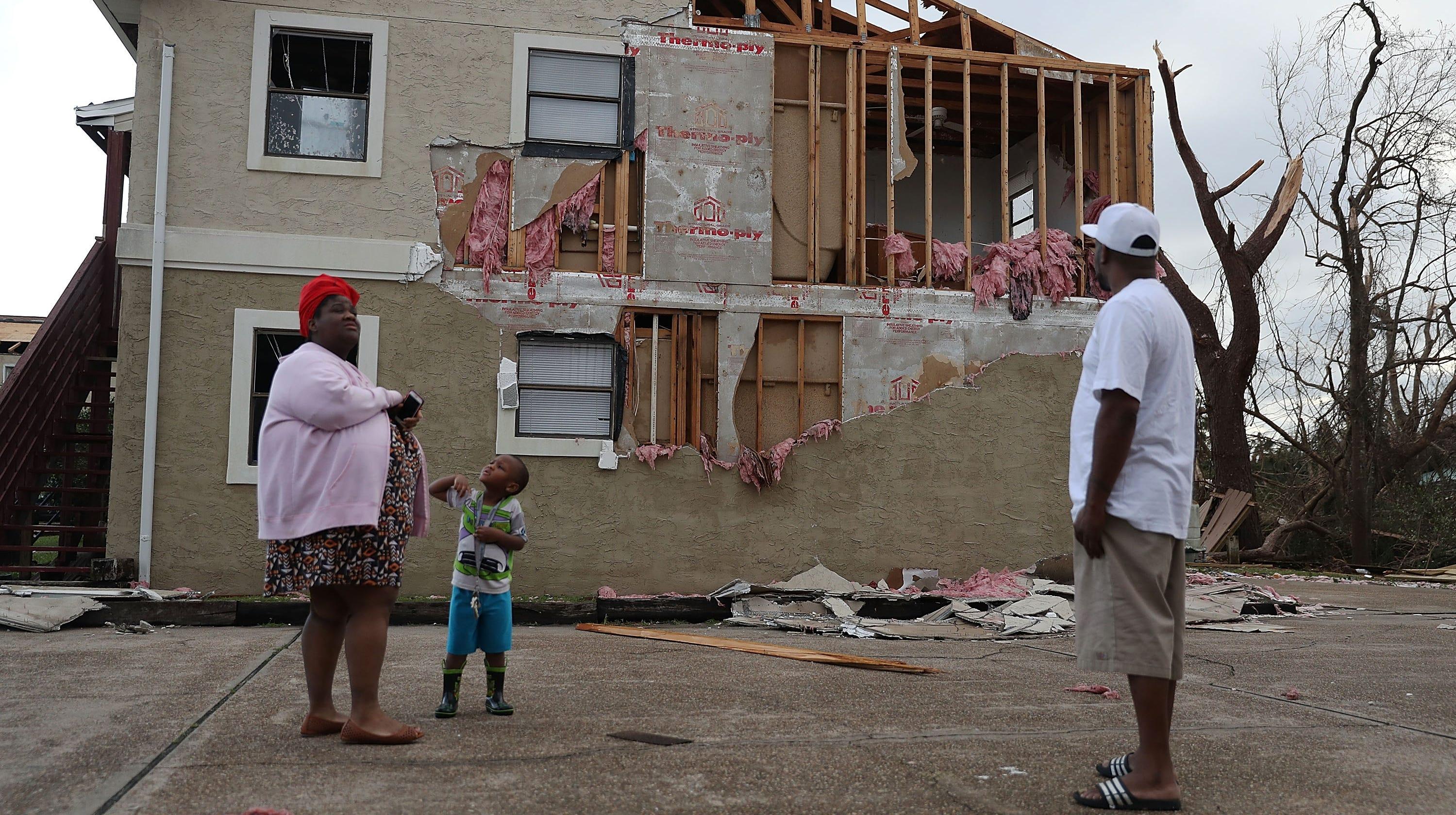 acf99b3b5f2ff9 Hurricane Michael leaves children without a school