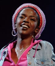 Lauryn Hill.