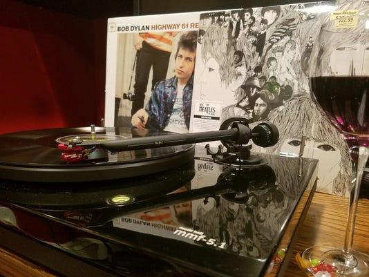 Vinyl Listening Party
