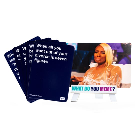 What Do You Meme? Real Housewives expansion pack