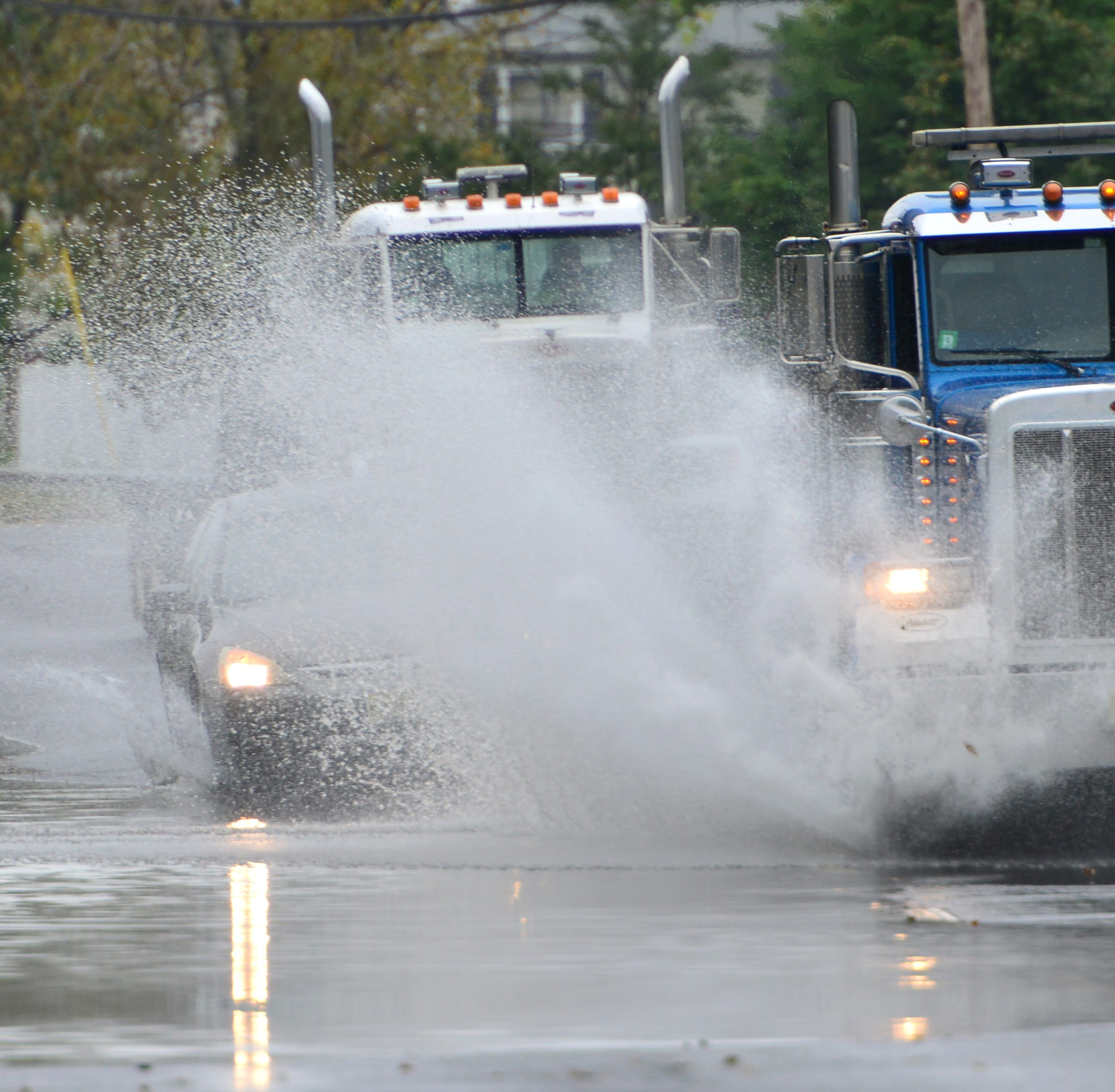 Rainy forecast brings flood concerns in New Jersey
