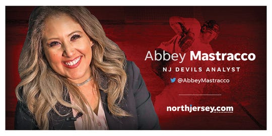 Devils writer Abbey Mastracco