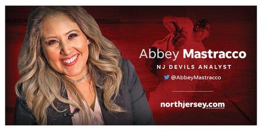 Devils writer Abbey Mastracco