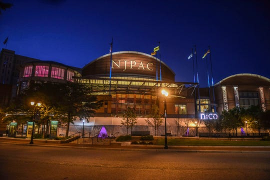 NJPAC opened in downtown Newark in 1997 as part of the city's revival.