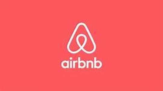 The Airbnb logo