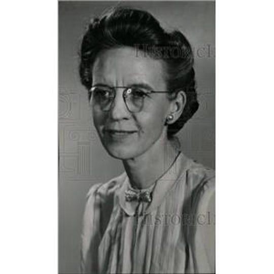 Ruth Huston-Whipple