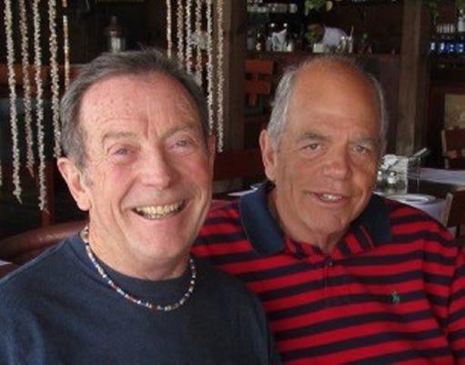 Doug Hairgrove And Woody Wood Photo Provided By Doug Harigrove