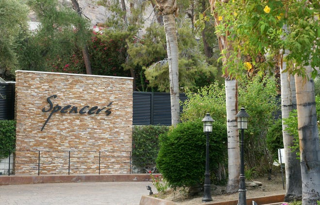 After 2019's Dining Out for Life event, Spencer's Restaurant in Palm Springs was named North America's top fundraising restaurant for the second consecutive year.