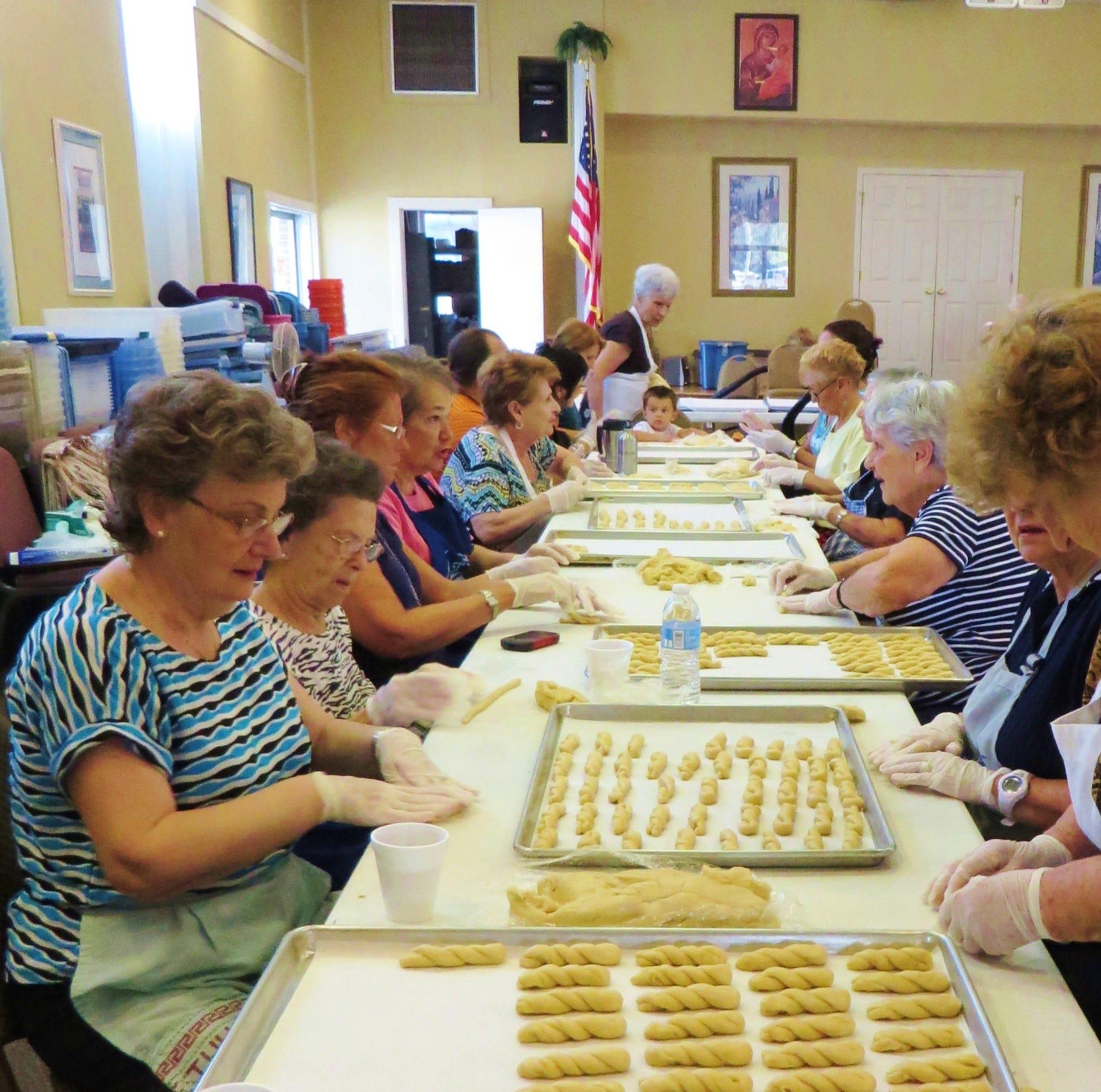 Pensacola's big, fat Greek Festival stuffed full of hospitality, yummy delicacies