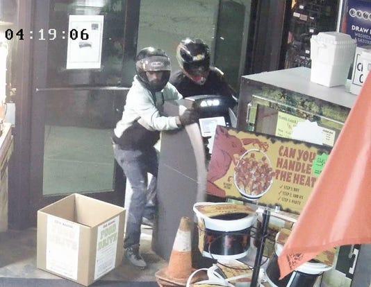 ATV Robbery