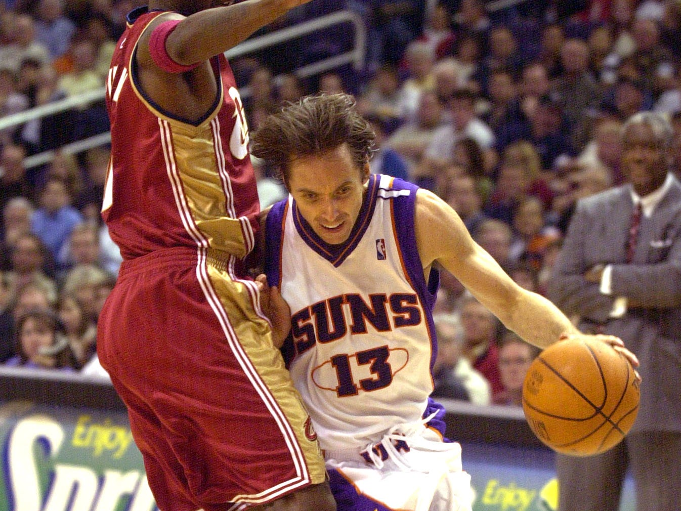 2004-05 | Suns MVP: Steve Nash. Nash returned to the Valley and helped transform the Suns from underachievers to championship contenders.