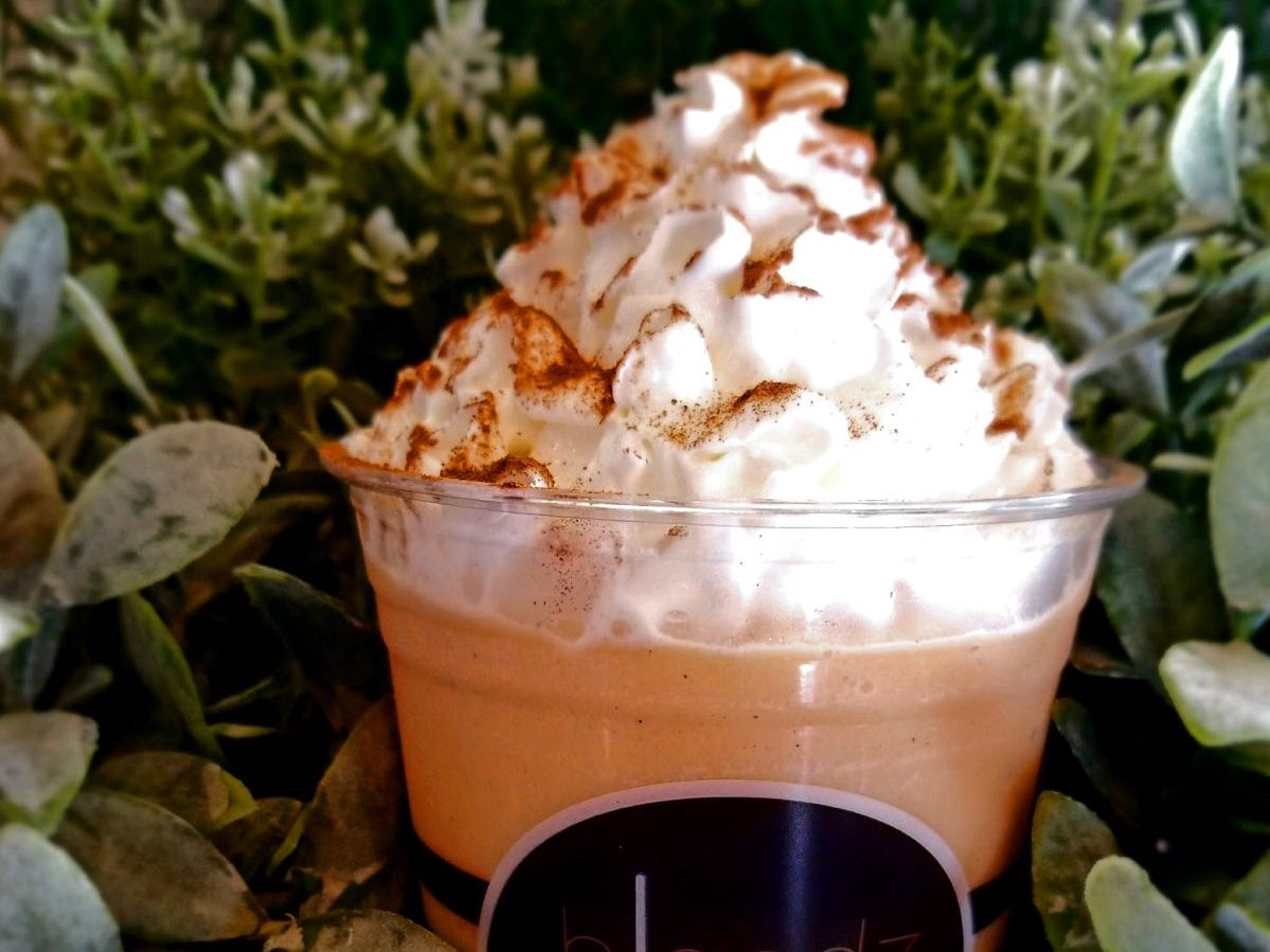 Westgate Entertainment District | Several merchants will be offering pumpkin-inspired items. Among them are The Lola (pumpkin pie martini, $11; pumpkin spice Moscow mule, $11) and Blenz Boba Tea Lounge (pumpkin pie frappelicious blendz, $5.25; pumpkin chai spiced latte, $5.25).  Details:  westgateaz.com.