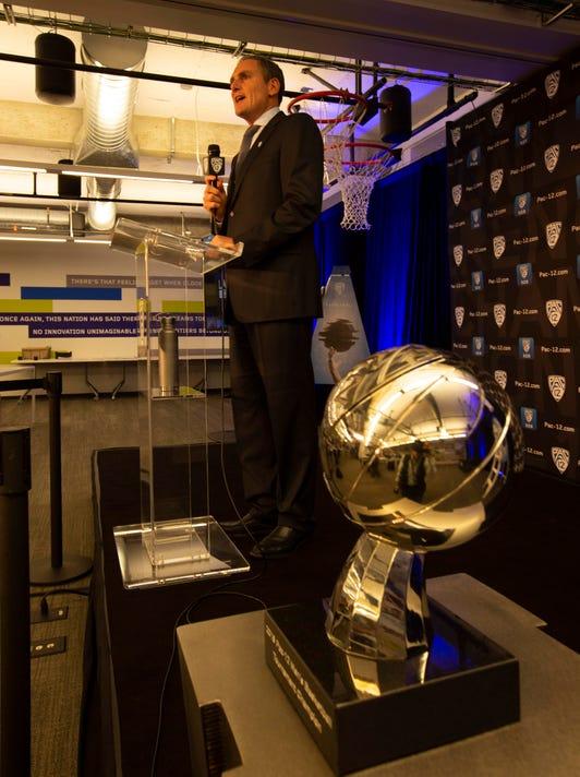 Ncaa Basketball Pac 12 Media Day