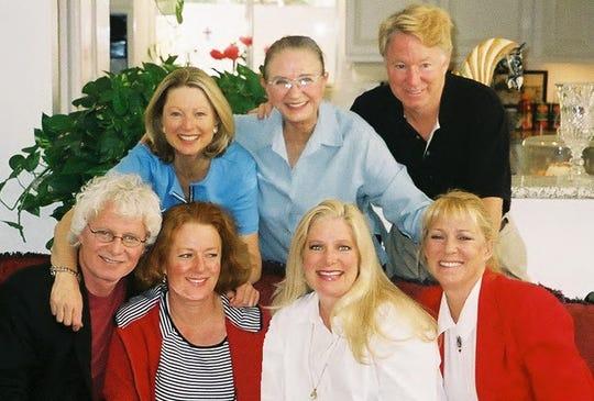 Carolyn Warner and family.