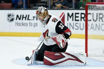 Greg Moore and Rick Morin discuss the Arizona Coyotes becoming a faster and better team thanks to Rick Tocchet.
