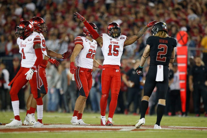 """""""It's the best defense in the league right now,"""" Arizona coach Kevin Sumlin said of Utah."""