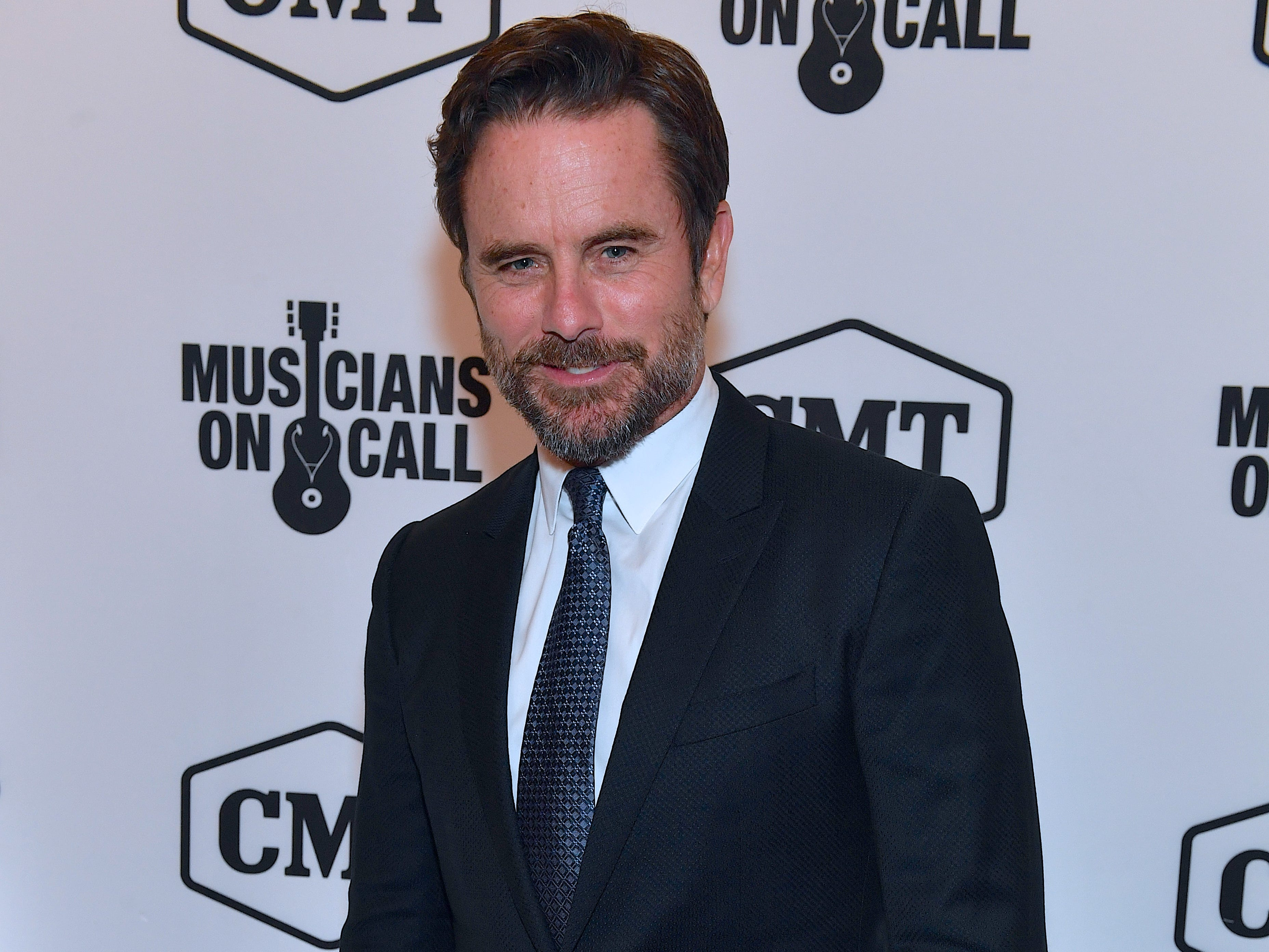 Recording Artist and actor Charles Esten arrives at CMA Theater at the Country Music Hall of Fame and Museum on Oct. 10, 2018, in Nashville, Tennessee.