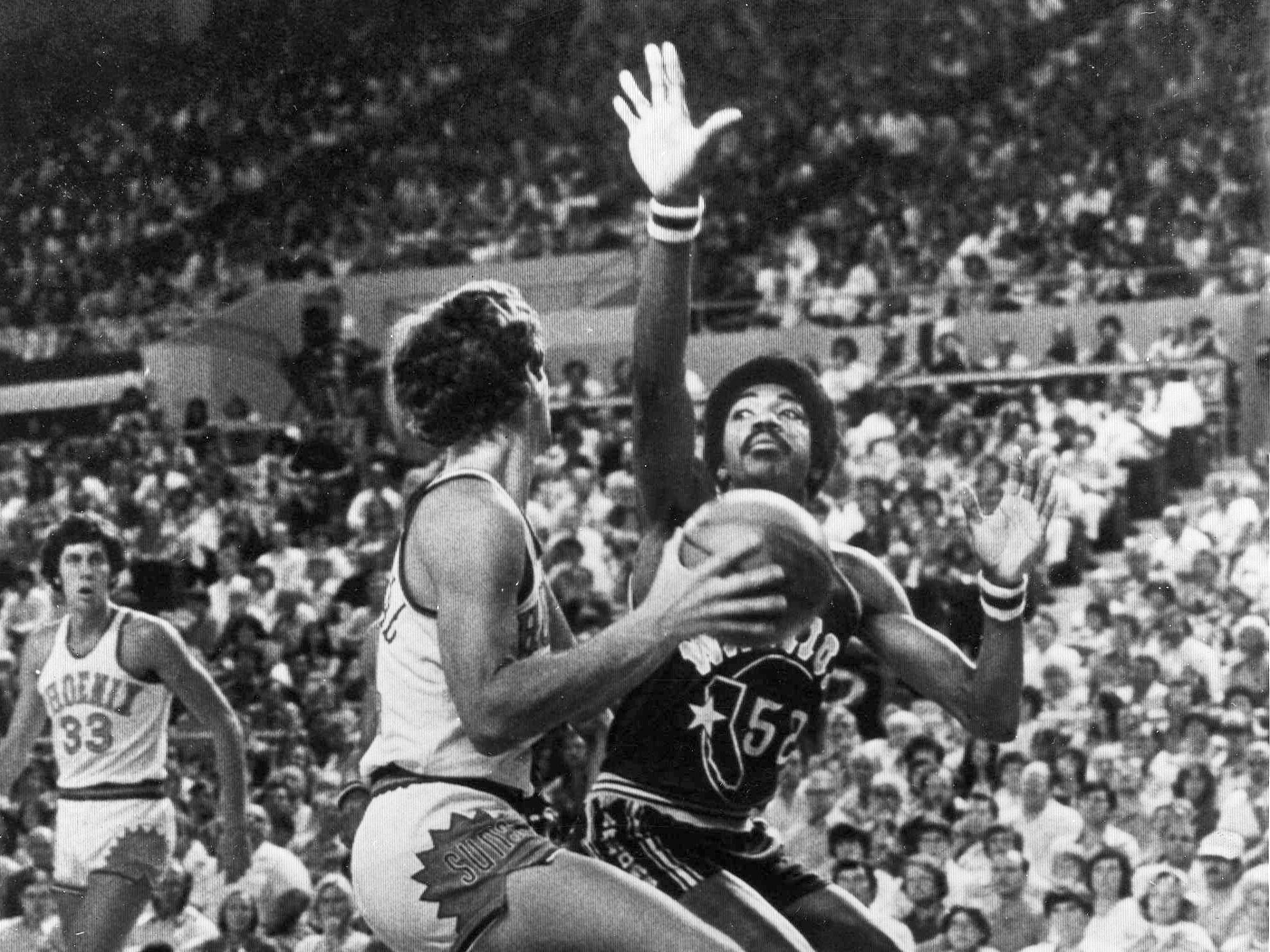 1977-78 | Suns MVP: Paul Westphal (seen in 1976). Westphal was in the midst of a stretch that would make him one of the best to ever wear a Suns uniform.