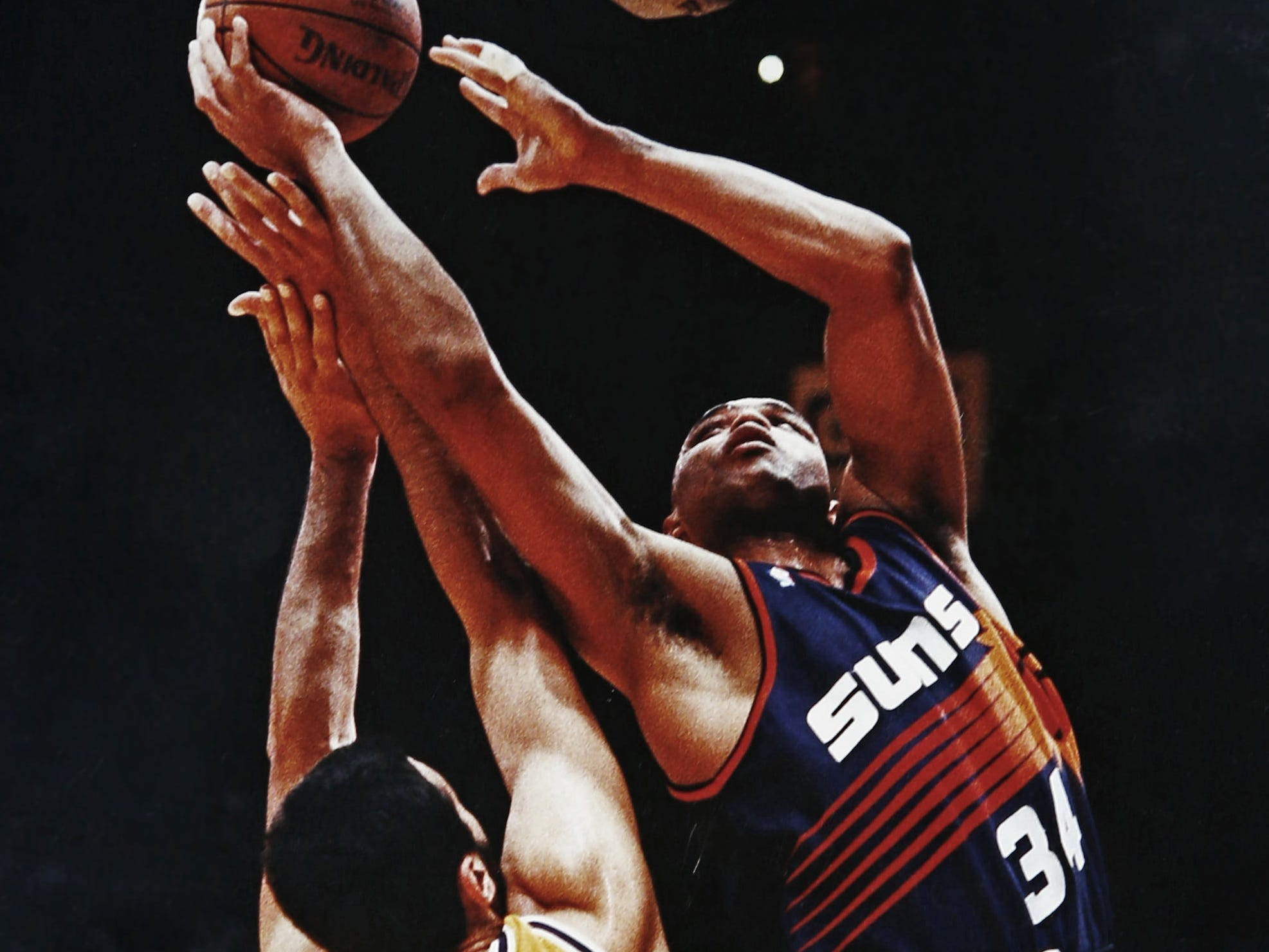 1992-93 | Suns MVP: Charles Barkley. Barkley was the leader of a team that was so popular, 300,00 came out for a parade after they lost in the NBA Finals to the hated Bulls.