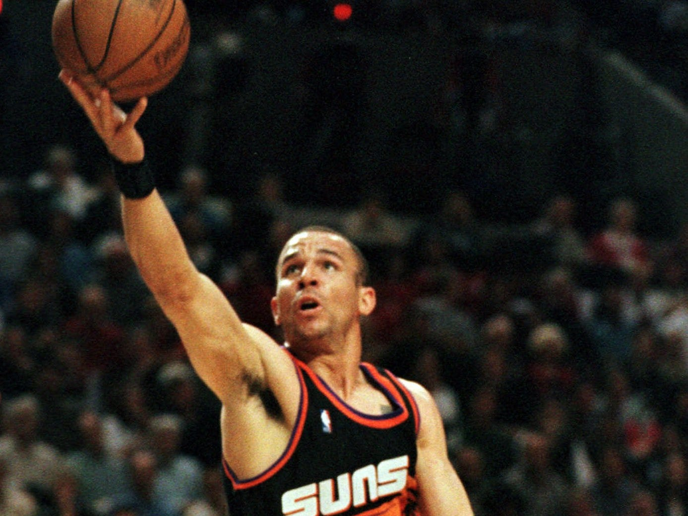 1999-00 | Suns MVP: Jason Kidd (seen the previous season). Five triple-doubles for Kidd, who led the Suns back to 50 wins.