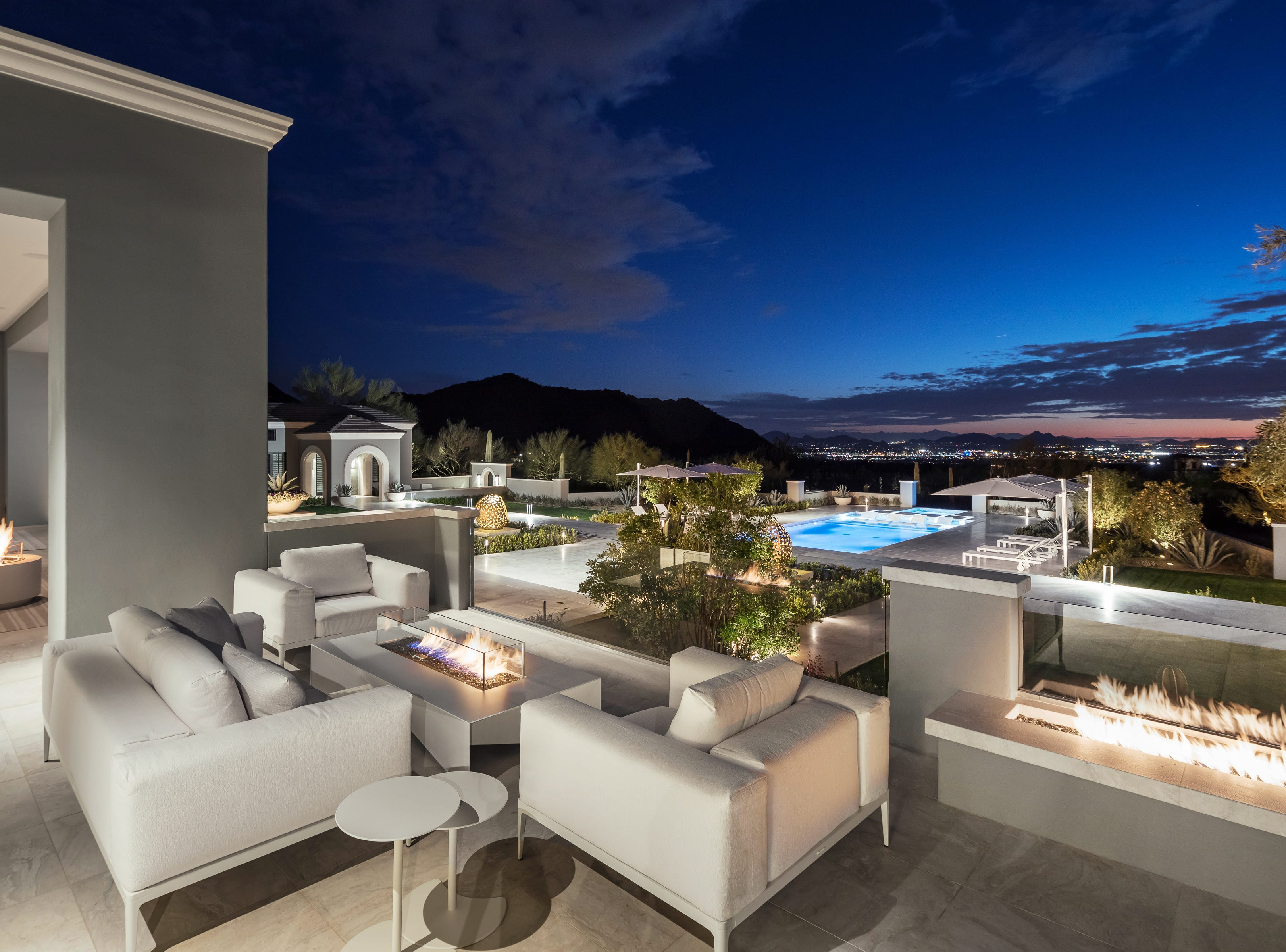 This home in the Silverleaf neighborhood of DC Ranch is for sale for $26 million.