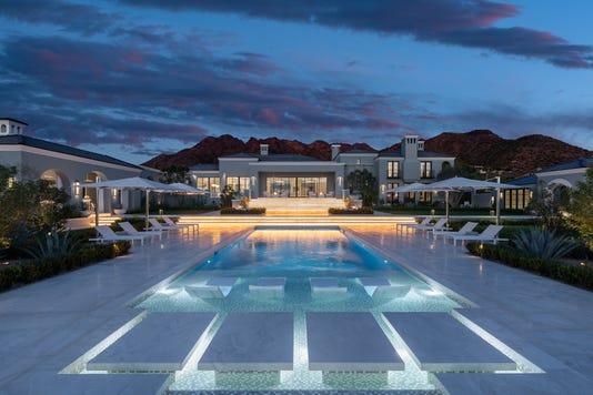 Scottsdale mansion listed for $26M