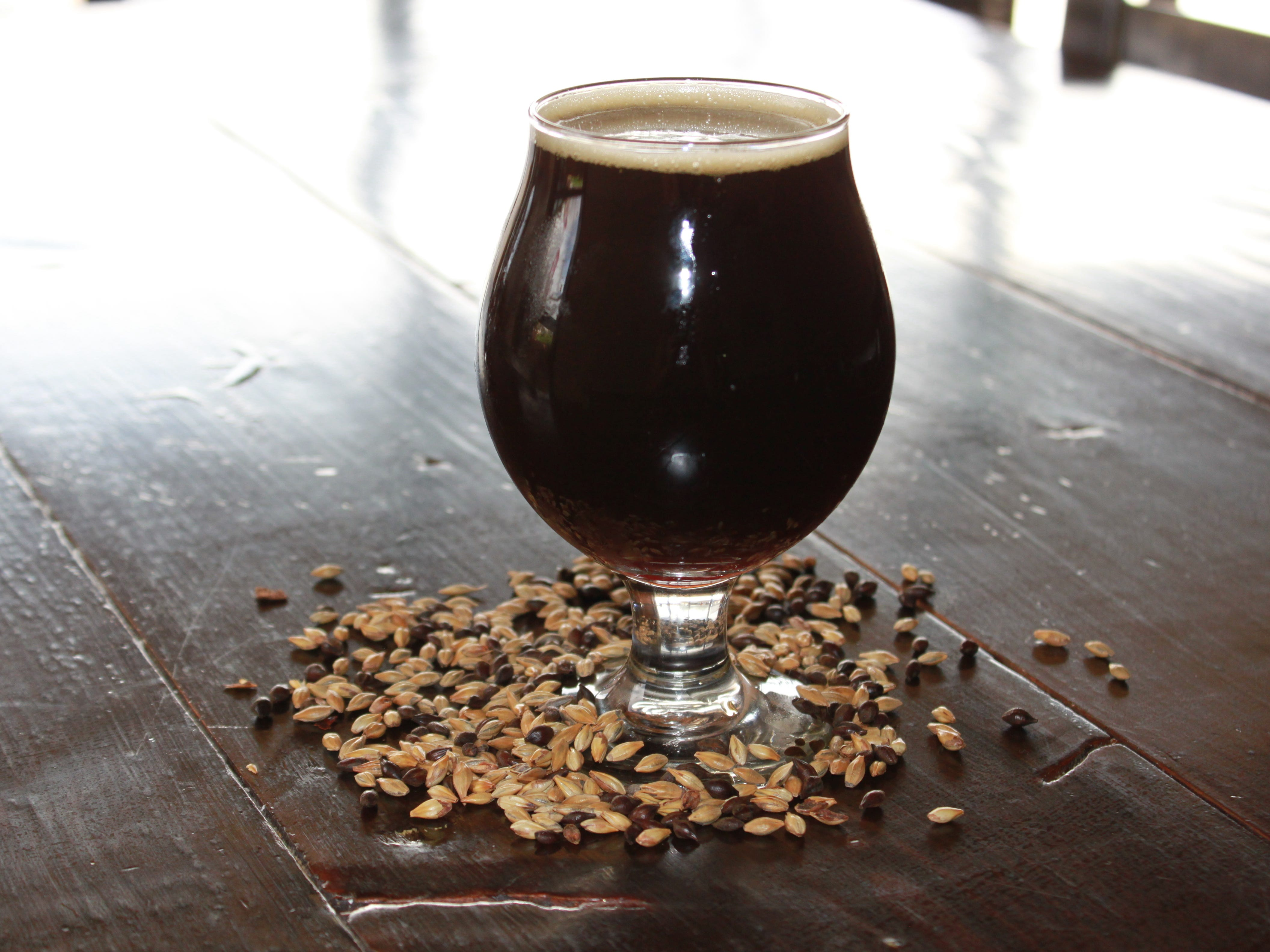North Mountain Brewing Company | The Barking Pumpkin Ale ($6) is brewed with chocolate pumpkin pie spice blend, vanilla beans, espresso and cocoa nibs. It packs some punch with an AVB of nearly 9 percent.  Details: 602-861-5999, northmountainbrewing.com.