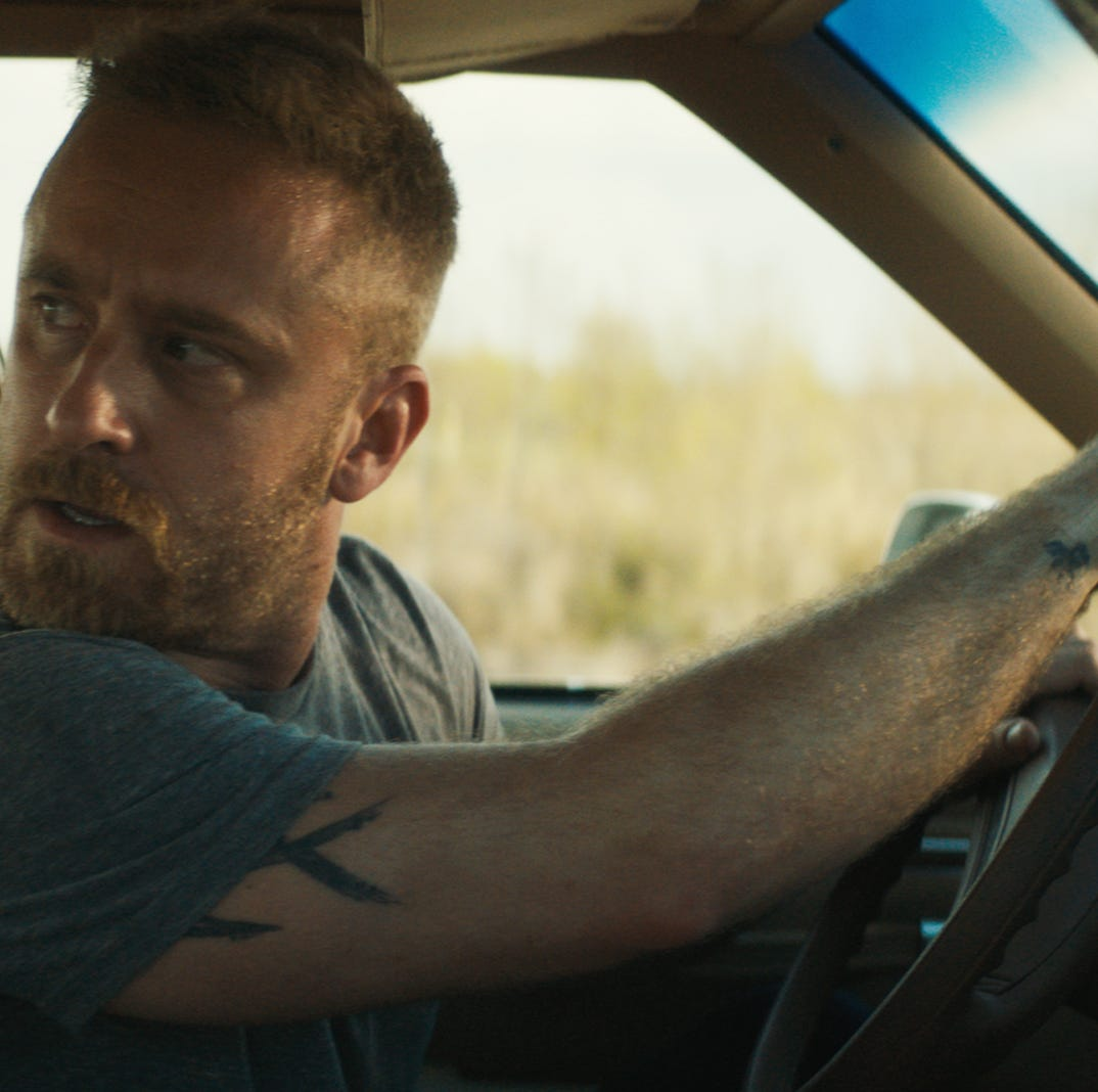 'Galveston' review: Ben Foster plays a killer on the lam in slow-burn crime drama