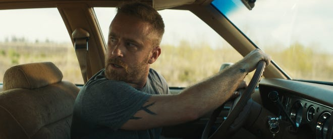 "Ben Foster stars in ""Galveston."""