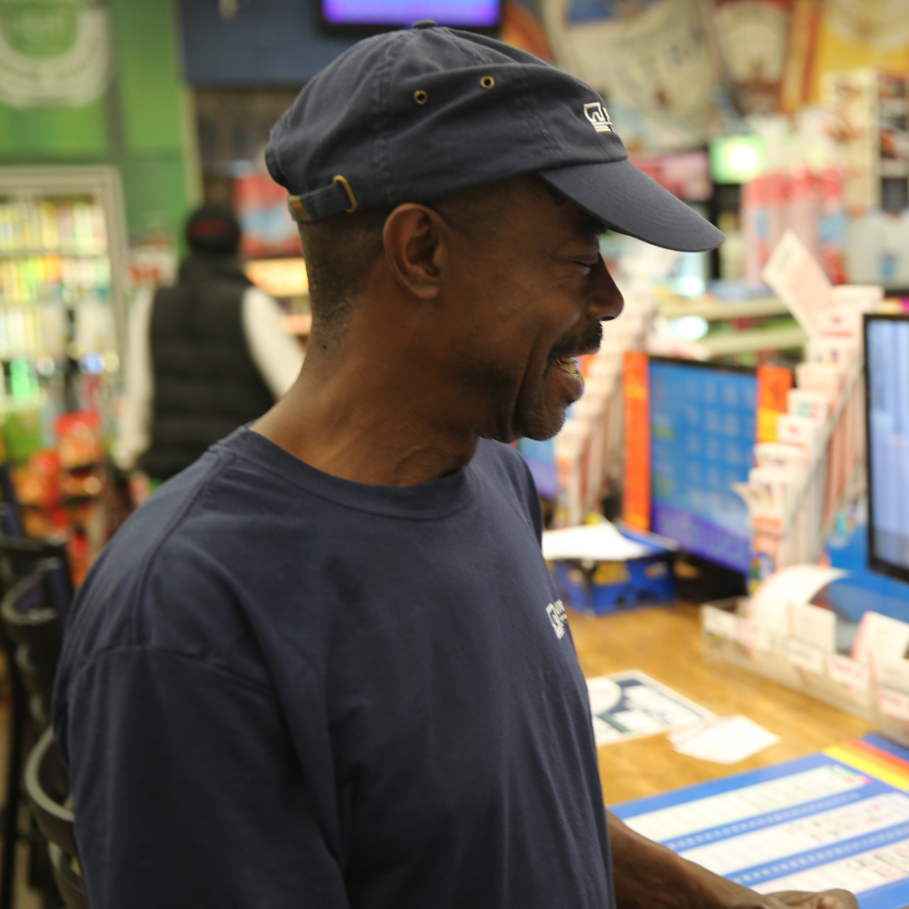 'You never know:' Local residents hope to win big with $548 million Mega Millions jackpot