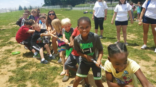 York JCC campers enjoy the outdoors