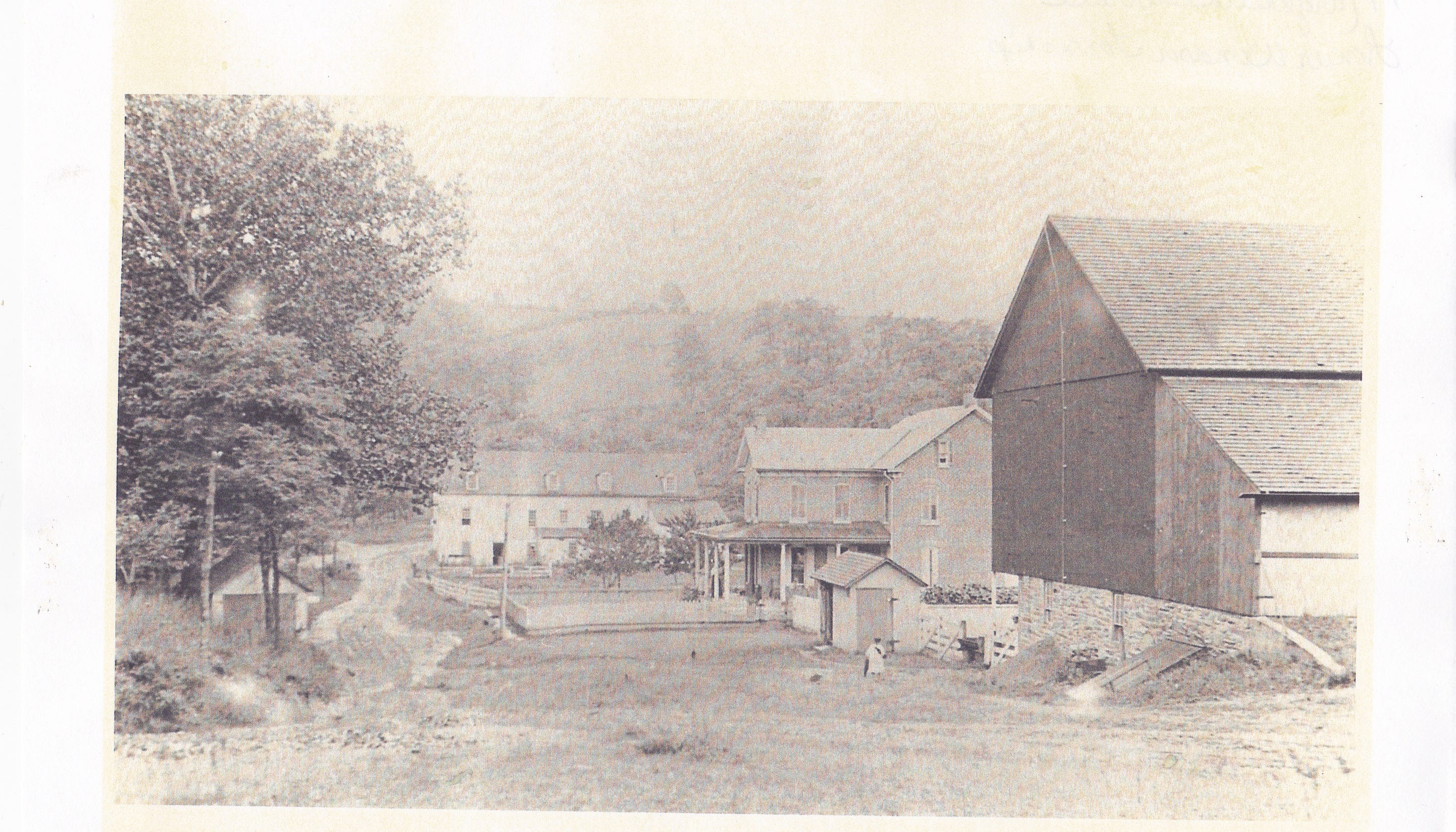 Margaretta Furnace Was Once A Center Of Industry In York