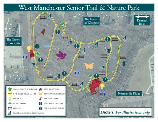 YDR-101118-West Manchester Senior Trail