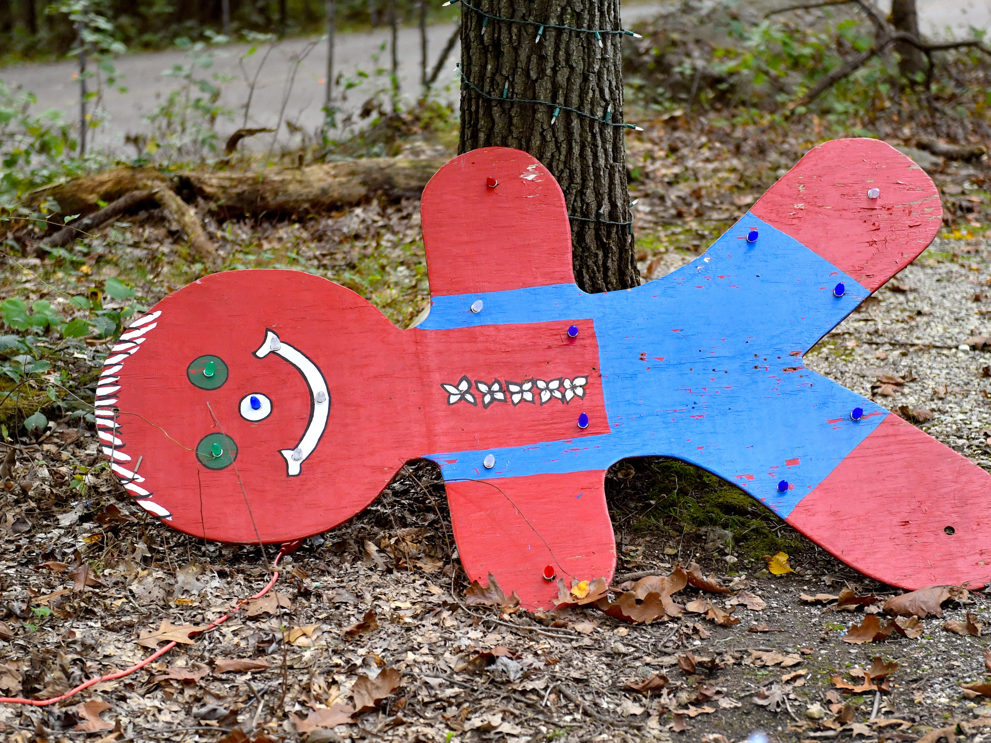 There will be a lot of gingerbread men at Christmas Magic in Rocky Ridge County Park, October 10, 2018.
