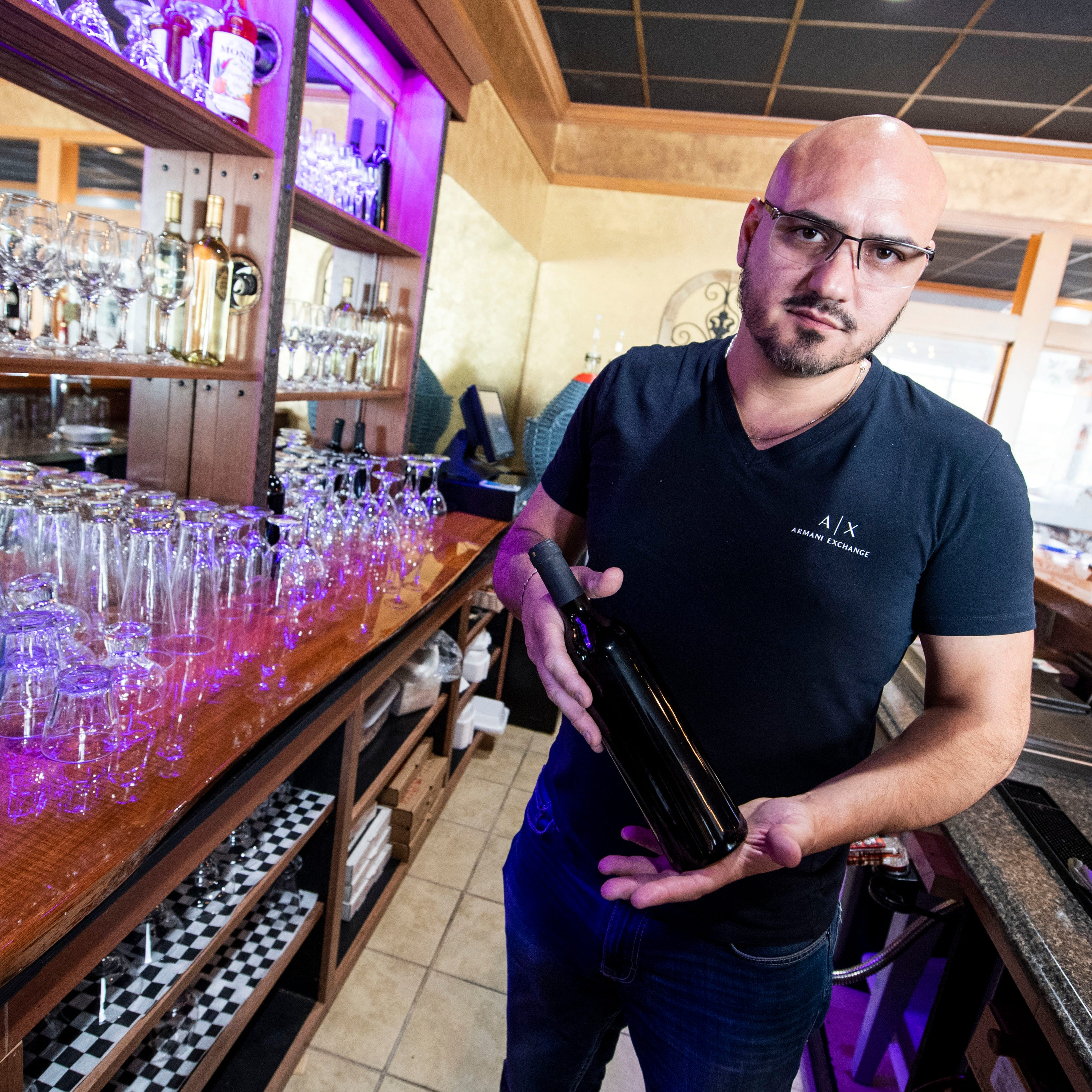 Wood Fire Italian Grill in York Township makes its own wine right before your eyes