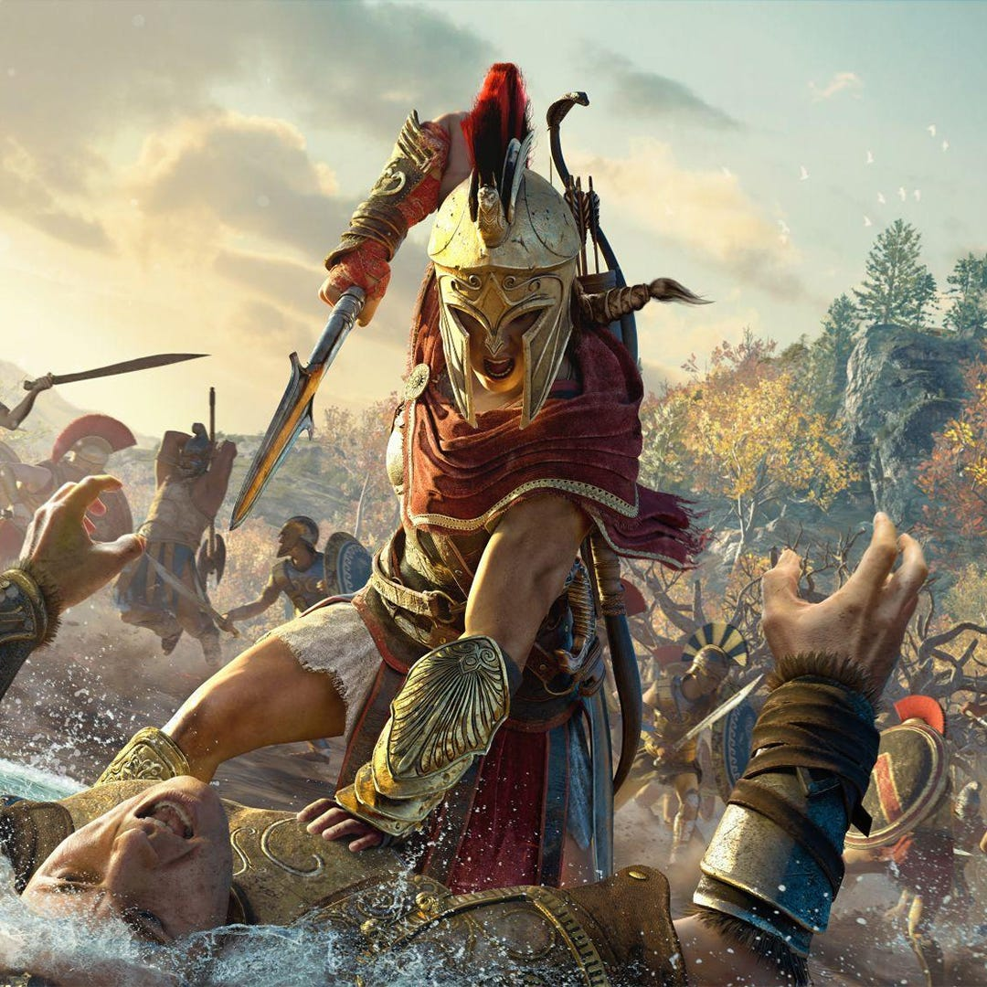 My big fat Greek adventuring: Assassin's Creed Odyssey review | Technobubble