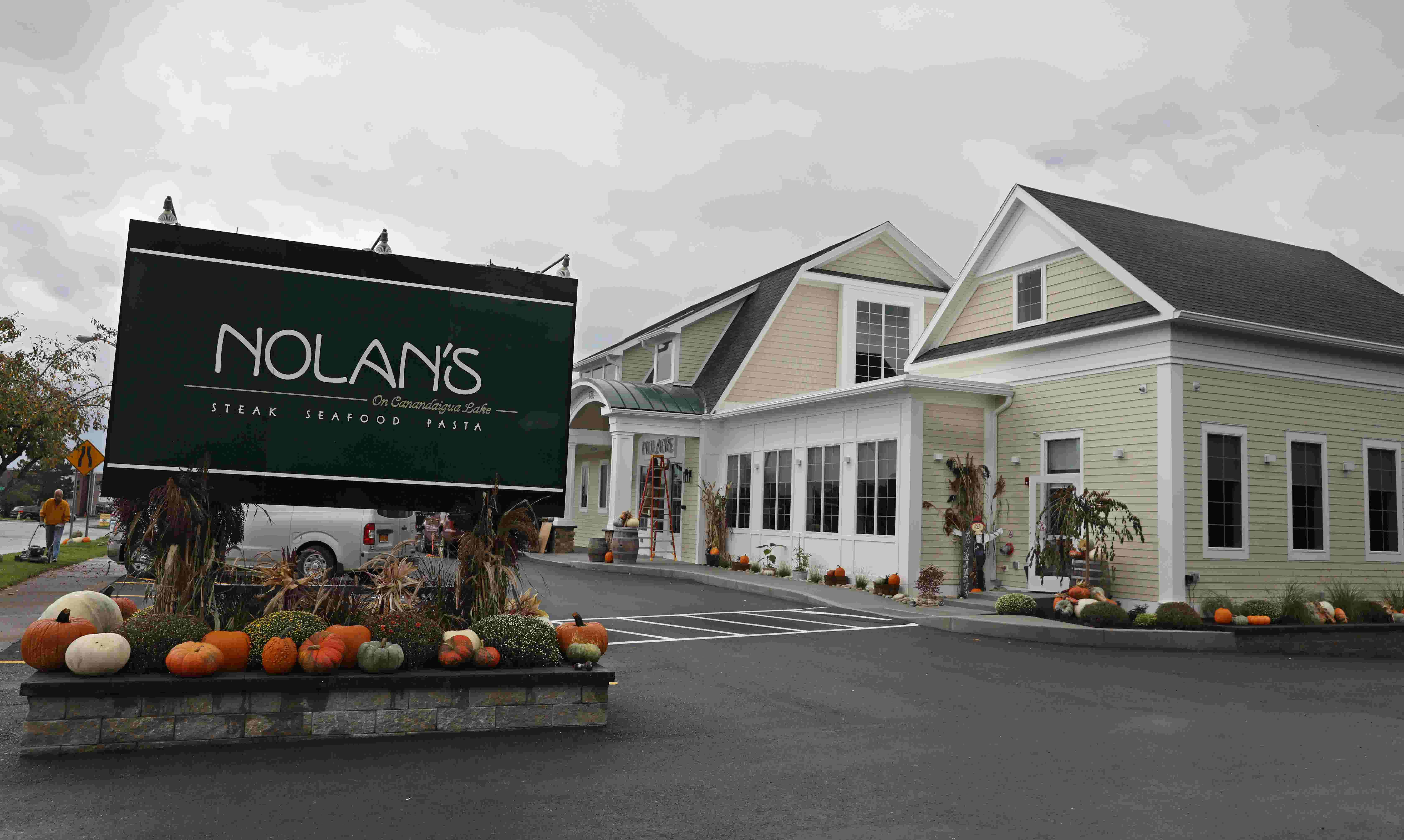 Nolan S Restaurant Reopens Monday In Canandaigua After 2 4 Million Rebuild