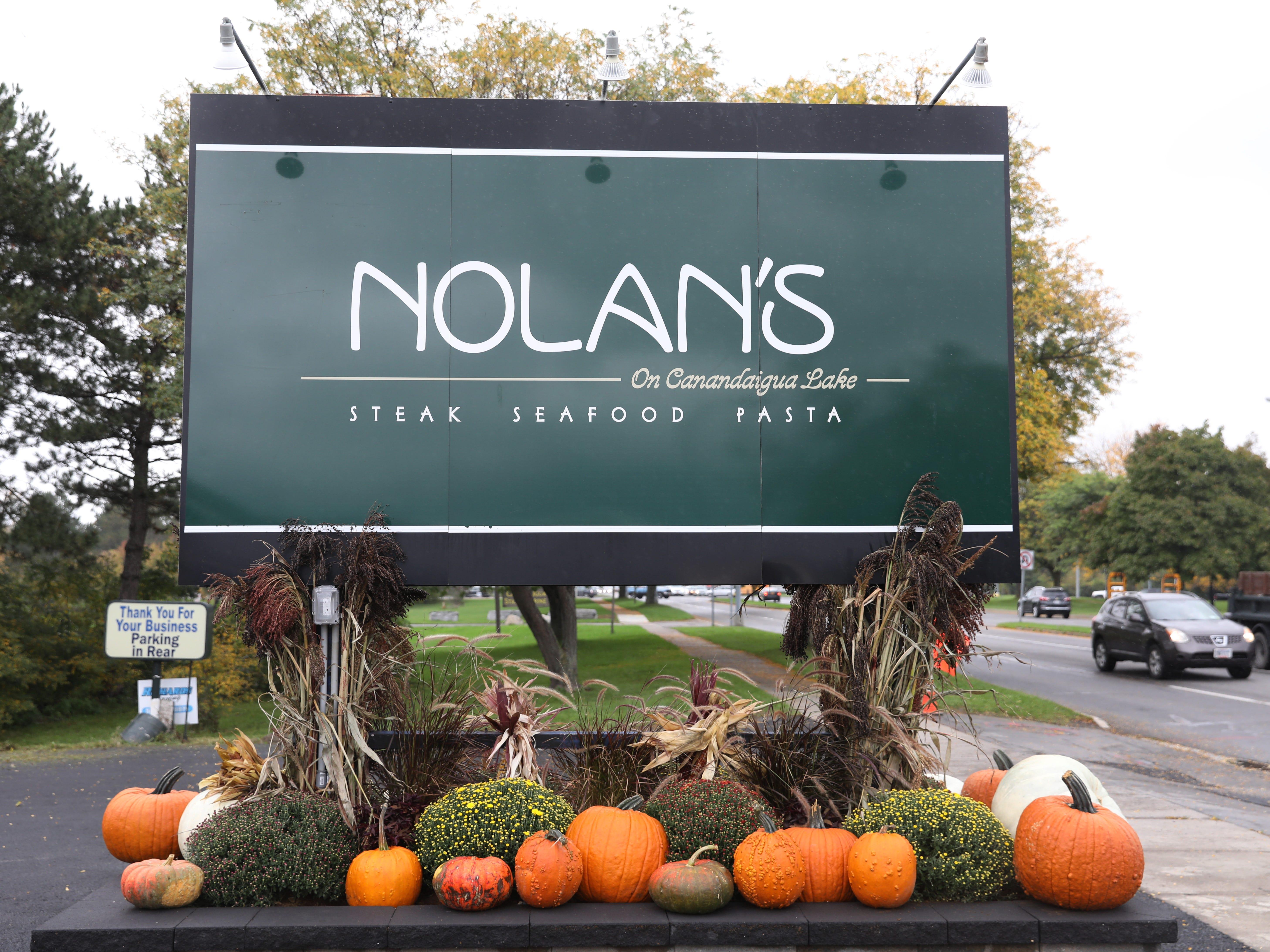 Nolan's in Canandaigua.