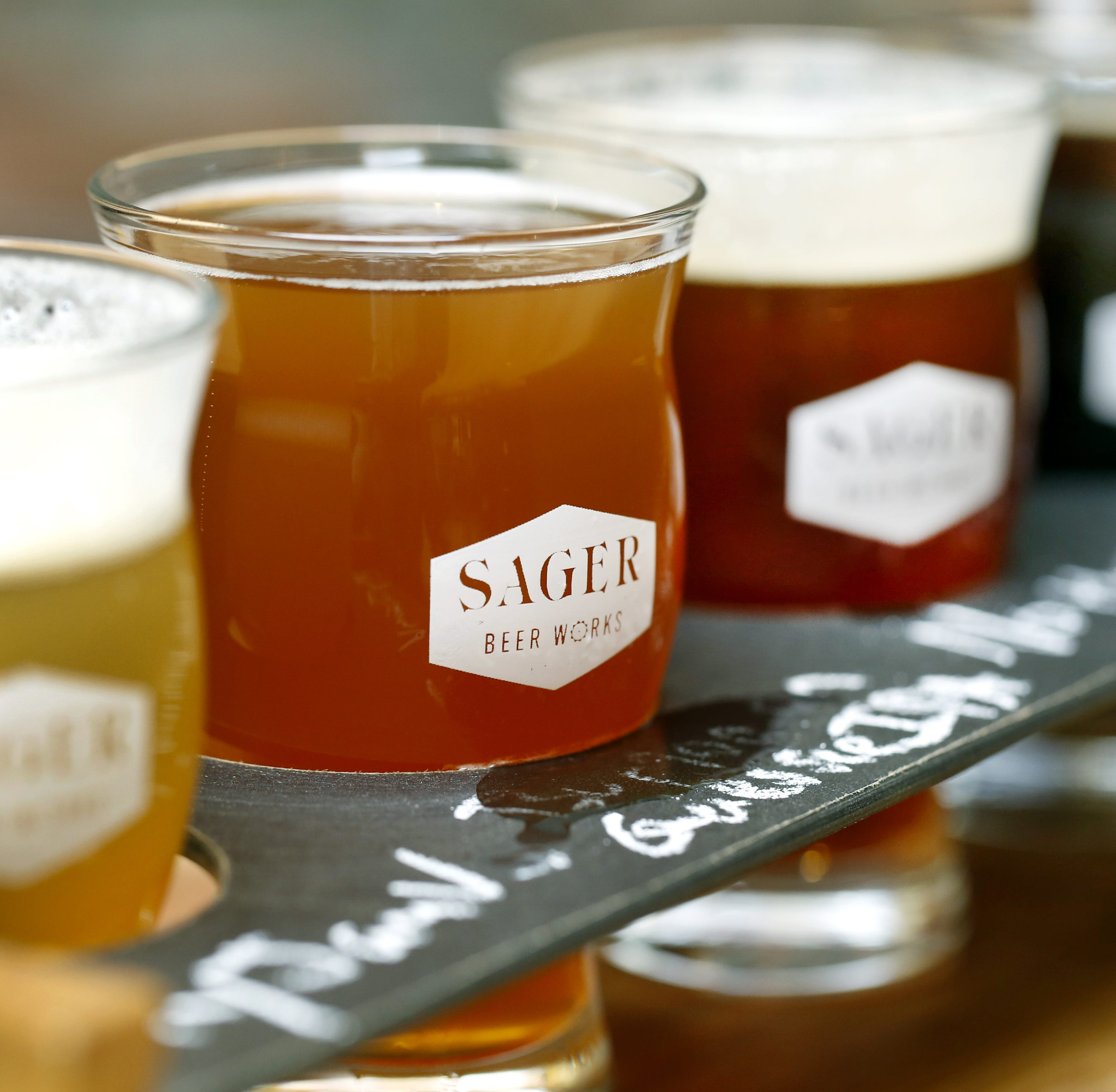 A place to relax: Sager Beer Works opens in Rochester